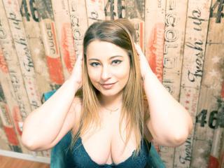 Hình ảnh đại diện sexy của người mẫu DeliceSmille để phục vụ một show webcam trực tuyến vô cùng nóng bỏng!
