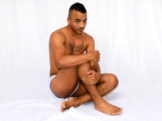 Picture of the sexy profile of DexterPlay, for a very hot webcam live show !