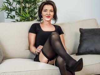 Photo de profil sexy du modèle DhaliaRose, pour un live show webcam très hot !