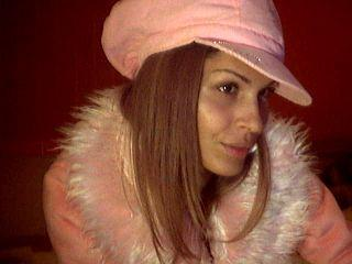 Sexet profilfoto af model DolceCherry, til meget hot live show webcam!
