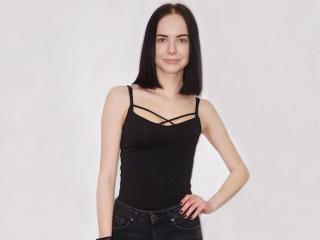 Foto de perfil sexy de la modelo DolliLo, ¡disfruta de un show webcam muy caliente!
