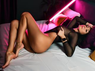 Model DonnaLoren'in seksi profil resmi, çok ateşli bir canlı webcam yayını sizi bekliyor!