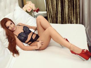 DynaFely szexi modell képe, a nagyon forró webkamerás élő show-hoz!