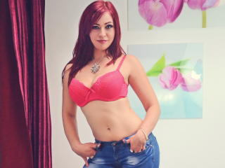 Photo de profil sexy du modèle ElenyTulip, pour un live show webcam très hot !
