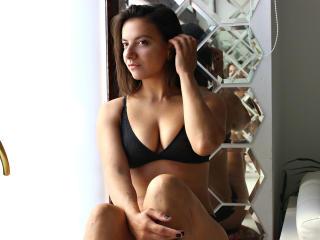 Model EllenMars'in seksi profil resmi, çok ateşli bir canlı webcam yayını sizi bekliyor!