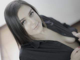 Velmi sexy fotografie sexy profilu modelky EvaLawrenceSex pro live show s webovou kamerou!