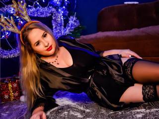 Hình ảnh đại diện sexy của người mẫu EveClark để phục vụ một show webcam trực tuyến vô cùng nóng bỏng!