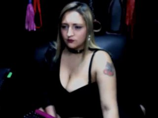 Picture of the sexy profile of FillyHot, for a very hot webcam live show !