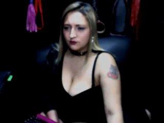 Foto de perfil sexi, da modelo FillyHot, para um live show webcam muito quente!
