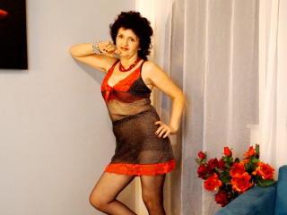 Velmi sexy fotografie sexy profilu modelky FoxyShyLady pro live show s webovou kamerou!