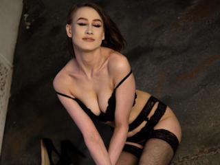 Photo de profil sexy du modèle FrancesYork, pour un live show webcam très hot !