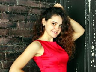 Hình ảnh đại diện sexy của người mẫu GentleSigh để phục vụ một show webcam trực tuyến vô cùng nóng bỏng!