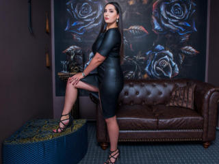 Velmi sexy fotografie sexy profilu modelky GoddessTyna pro live show s webovou kamerou!