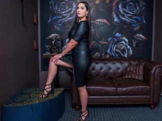 Hình ảnh đại diện sexy của người mẫu GoddessTyna để phục vụ một show webcam trực tuyến vô cùng nóng bỏng!
