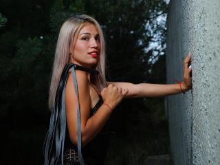 Velmi sexy fotografie sexy profilu modelky GoddessXPorn pro live show s webovou kamerou!