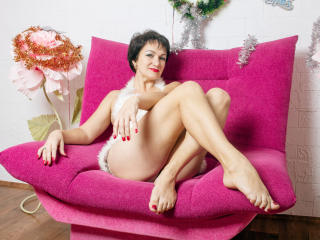 Sexet profilfoto af model GracieCute, til meget hot live show webcam!