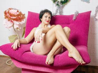 Velmi sexy fotografie sexy profilu modelky GracieCute pro live show s webovou kamerou!