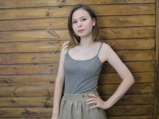 Sexy profilbilde av modellen  HappyChanges, for et veldig hett live webcam-show!