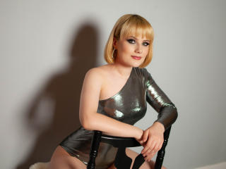 Velmi sexy fotografie sexy profilu modelky HappyFawn pro live show s webovou kamerou!
