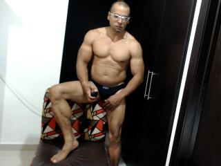 Picture of the sexy profile of HardCockStud, for a very hot webcam live show !