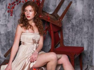 Фото секси-профайла модели HarlyQuins, веб-камера которой снимает очень горячие шоу в режиме реального времени!