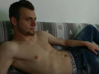 Picture of the sexy profile of HarveyFoster, for a very hot webcam live show !