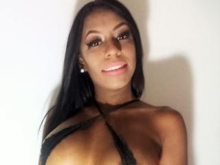 תמונת פרופיל סקסית של HollyTitsLove למופע חי מאוד סקסי!