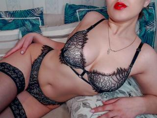 Sexet profilfoto af model HopeNadine, til meget hot live show webcam!