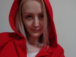 Velmi sexy fotografie sexy profilu modelky HotAccent pro live show s webovou kamerou!