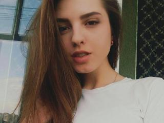 Foto de perfil sexy de la modelo HotHannah, ¡disfruta de un show webcam muy caliente!