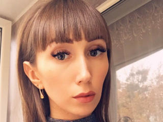 Sexet profilfoto af model HottestKateX, til meget hot live show webcam!