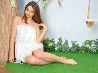 Foto de perfil sexy de la modelo HottyBea, ?disfruta de un show webcam muy caliente!