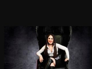 Velmi sexy fotografie sexy profilu modelky ImperatrizaSADOX pro live show s webovou kamerou!