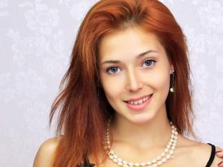 Velmi sexy fotografie sexy profilu modelky IreneFox pro live show s webovou kamerou!