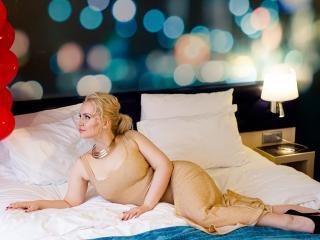 Velmi sexy fotografie sexy profilu modelky JennyRols pro live show s webovou kamerou!