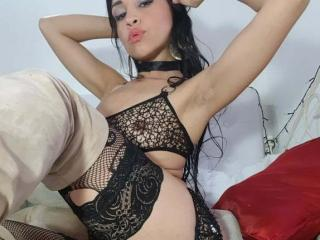 Picture of the sexy profile of KalaJalila, for a very hot webcam live show !