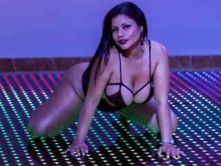 Hình ảnh đại diện sexy của người mẫu KarenGuzman để phục vụ một show webcam trực tuyến vô cùng nóng bỏng!