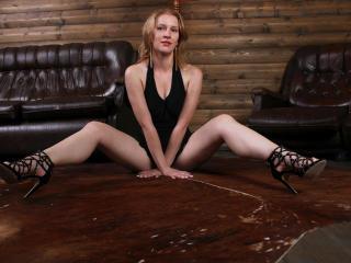 Velmi sexy fotografie sexy profilu modelky KatrinaBerry pro live show s webovou kamerou!