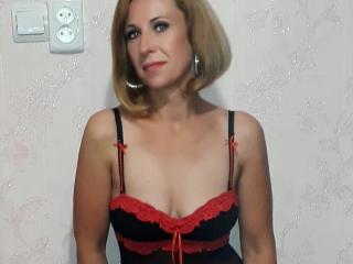 Photo de profil sexy du modèle KatrineSex, pour un live show webcam très hot !