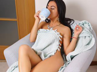 Photo de profil sexy du modèle KeityDoll, pour un live show webcam très hot !