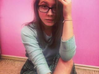 Foto del profilo sexy della modella KellyWay, per uno show live webcam molto piccante!