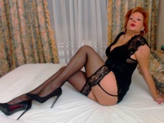 Velmi sexy fotografie sexy profilu modelky KikiforYou pro live show s webovou kamerou!