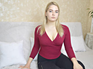 תמונת פרופיל סקסית של KimberlyBrown למופע חי מאוד סקסי!