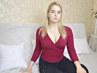 Velmi sexy fotografie sexy profilu modelky KimberlyBrown pro live show s webovou kamerou!