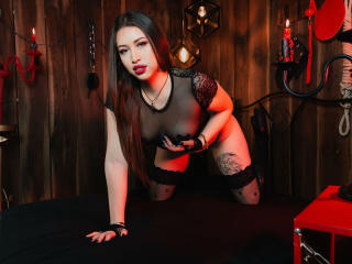 Photo de profil sexy du modèle KimSublime, pour un live show webcam très hot !