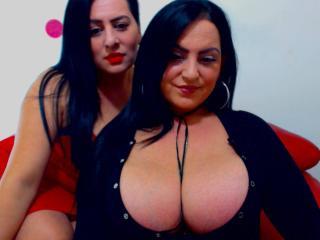 Hình ảnh đại diện sexy của người mẫu KinkyGirlsForYouX để phục vụ một show webcam trực tuyến vô cùng nóng bỏng!