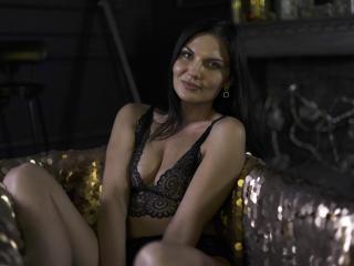 Hình ảnh đại diện sexy của người mẫu KittyMellow để phục vụ một show webcam trực tuyến vô cùng nóng bỏng!