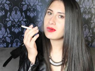 Velmi sexy fotografie sexy profilu modelky KyliePlay pro live show s webovou kamerou!