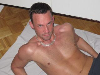 Picture of the sexy profile of LaanceHawk, for a very hot webcam live show !