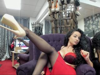 Fotografija seksi profila modela  LadyMillion za izredno vroč webcam šov v živo!